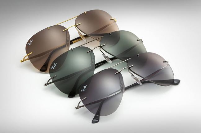 """Il modello che Ray-Ban ha reinterpretato, partendo dall'originale creato nel 1937: occhiali da sole """"Aviator"""""""