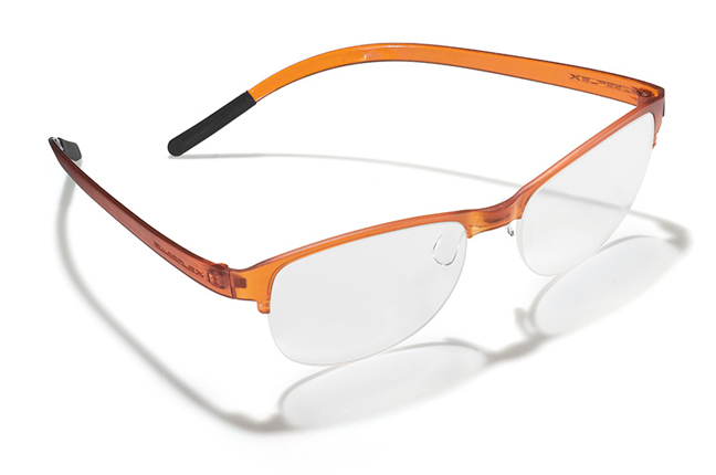 """Il modello """"Comfort"""" degli occhiali Swissflex"""