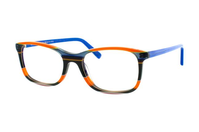 """Il modello """"TROPEA"""" degli occhiali O-Six"""