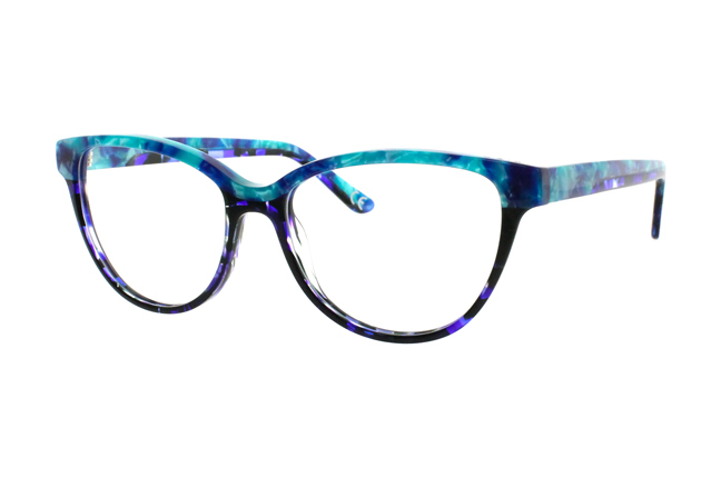 """Il modello """"DUBLINO"""" degli occhiali O-Six"""