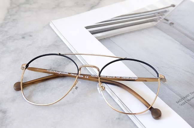 "La ""Balance Collection"" degli occhiali MonkeyGlasses"