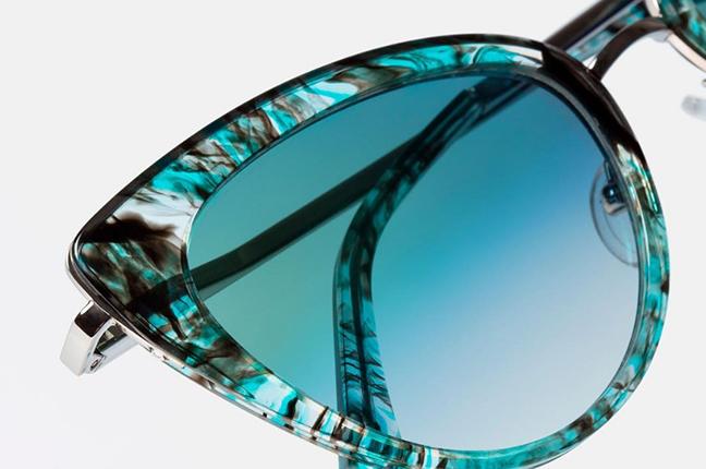"""Il modello """"AMELIA"""" della collezione """"Originals Collection"""" degli occhiali Etnia Barcelona"""