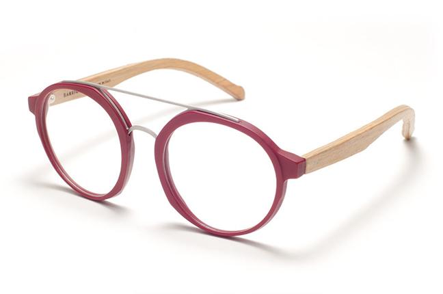 """Il modello """"Chianti"""" degli occhiali da vista Barriqule"""
