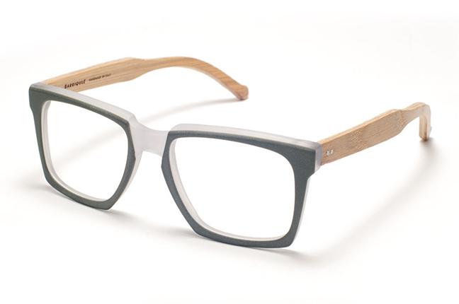 """Il modello """"Brunello"""" degli occhiali da vista Barriqule"""