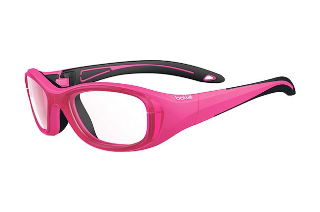 """Il modello """"CRUNCH"""" appartenente alla collezione """"SPORT PROTECTIVE"""" degli occhiali Bollé"""