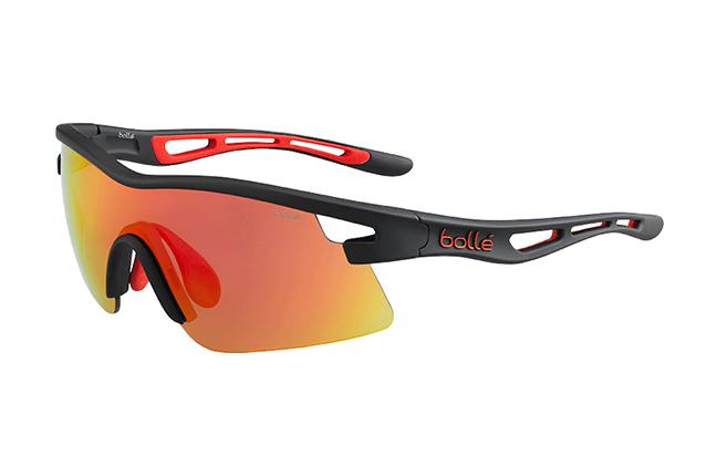 """Il modello """"VORTEX"""" degli occhiali da sole Bollé"""