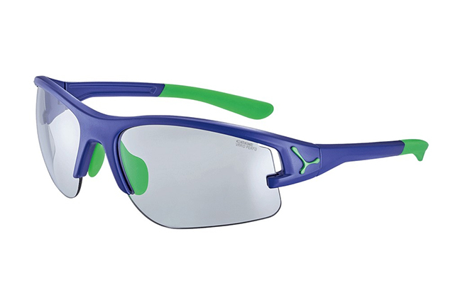 """Il modello """"ACROSS"""" degli occhiali da sole Cébé"""