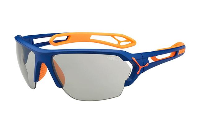 """Il modello """"S'TRACK"""" degli occhiali da sole Cébé"""