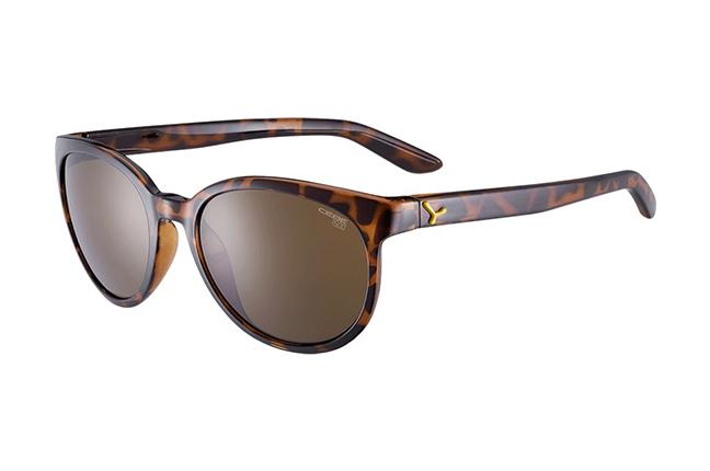 """Il modello """"SUNRISE"""" degli occhiali da sole Cébé"""