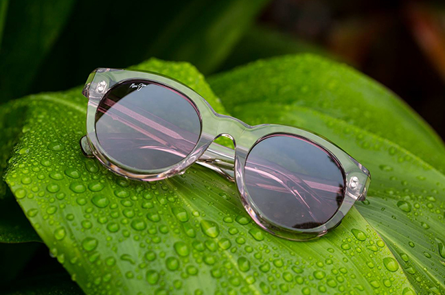 """Il modello """"JASMINE"""" della collezione """"Fashion"""" degli occhiali da sole Maui Jim"""