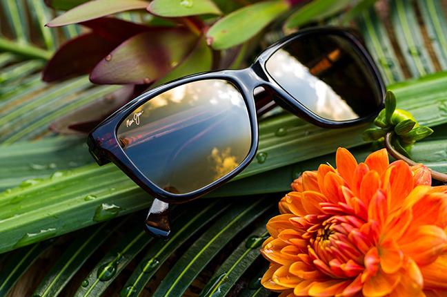 """Il modello """"JACARANDA"""" della collezione """"Fashion"""" degli occhiali da sole Maui Jim"""