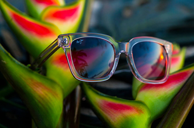 """Il modello """"HELICONIA"""" della collezione """"Fashion"""" degli occhiali da sole Maui Jim"""