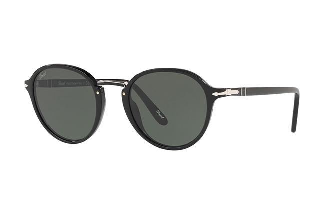 """Il modello da sole """"PO3184S"""" degli occhiali Persol, appartenente alla collezione """"Combo Evolution"""""""