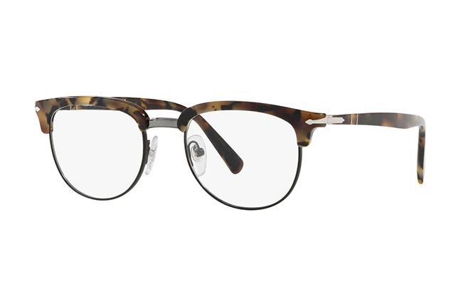 """Il modello da vista """"PO3197V"""" degli occhiali Persol, appartenente alla collezione """"Tailoring Edition"""""""