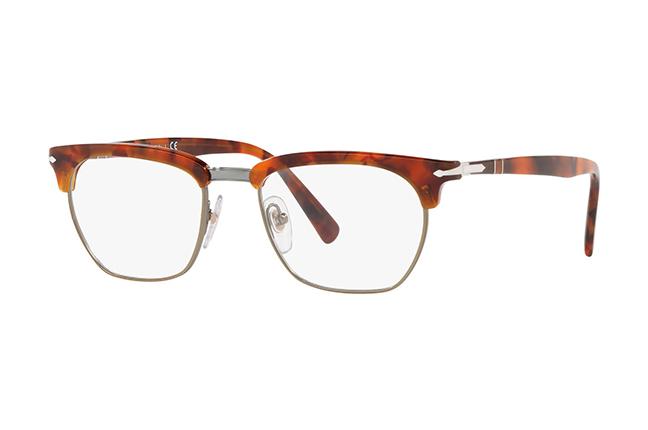 """Il modello da vista """"PO3196V"""" degli occhiali Persol, appartenente alla collezione """"Tailoring Edition"""""""
