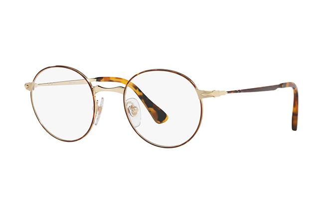 """Il modello da vista """"PO2451V"""" degli occhiali Persol, appartenente alla collezione """"649 Evolution"""""""