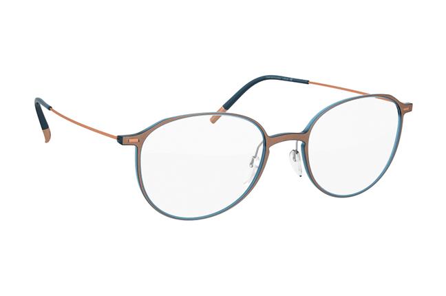 """Il modello """"Urban NEO Fullrim"""" degli occhiali Silhouette"""