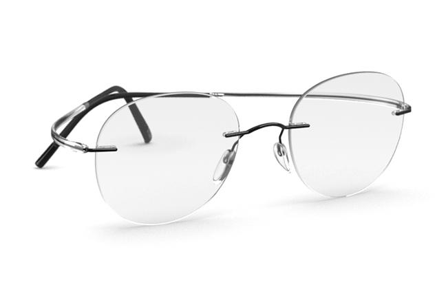 """Il modello """"Essence"""" degli occhiali Silhouette"""