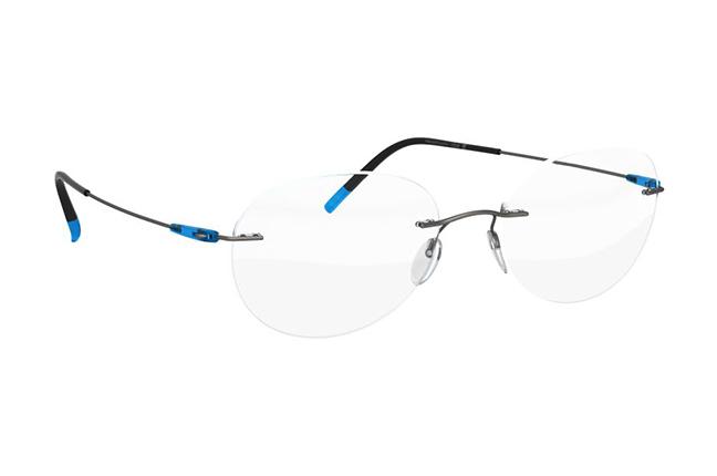 """Il modello """"Dynamics Colorwave"""" degli occhiali Silhouette"""