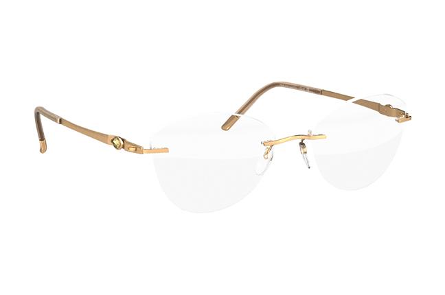 """Il modello """"Gala"""" degli occhiali Silhouette"""