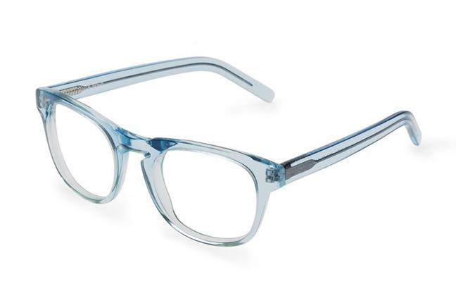"""Il modello """"MILANO"""" degli occhiali Ross and Brown, nella versione """"TOPAZ"""""""