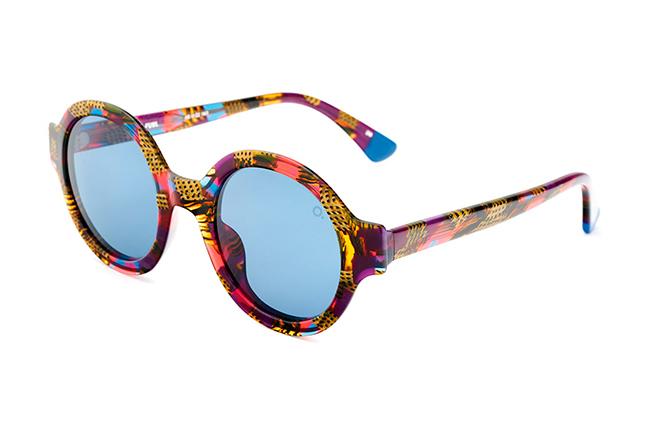 """Il modello """"ETNA SUN"""" della collezione """"ORIGINALS"""" degli occhiali Etnia Barcelona"""
