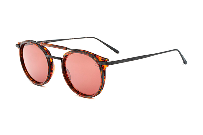 """Il modello """"SEA POINT SUN"""" della collezione """"CULTURE LOVERS"""" degli occhiali Etnia Barcelona"""