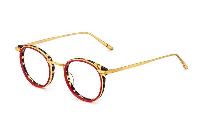 """Il modello """"RIVERDALE"""" della collezione """"CULTURE LOVERS"""" degli occhiali Etnia Barcelona"""