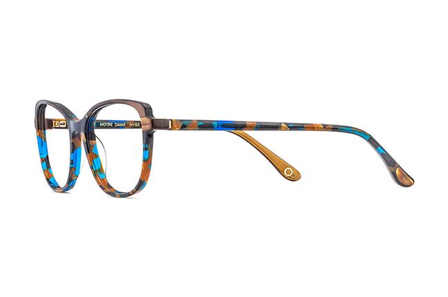 """Il modello """"NOTRE DAME"""" della collezione """"CULTURE LOVERS"""" degli occhiali Etnia Barcelona"""