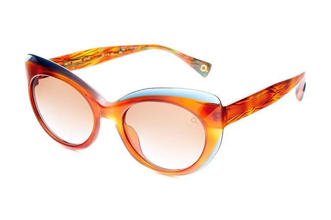 """Il modello """"SAINT HONORE SUN"""" della collezione """"ART HUNTERS"""" degli occhiali Etnia Barcelona"""