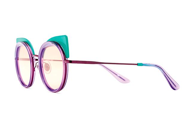 """Il modello """"ZENKO SUN"""" della collezione """"ART HUNTERS"""" degli occhiali Etnia Barcelona"""