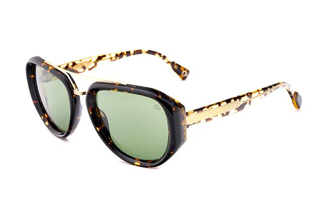 """Il modello """"D.T.L.A SUN"""" della collezione """"ART HUNTERS"""" degli occhiali Etnia Barcelona"""