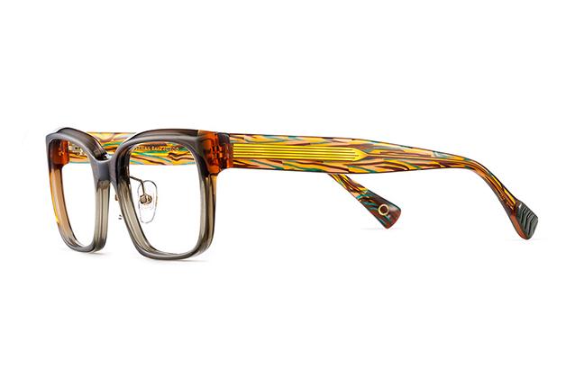 """Il modello """"CAUSEWAY BAY"""" della collezione """"ART HUNTERS"""" degli occhiali Etnia Barcelona"""
