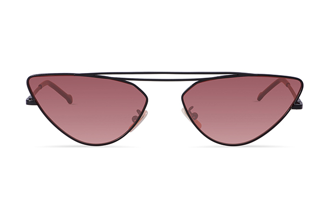 """Il modello """"Light 1"""" degli occhiali JPlus, nella versione """"sole"""""""