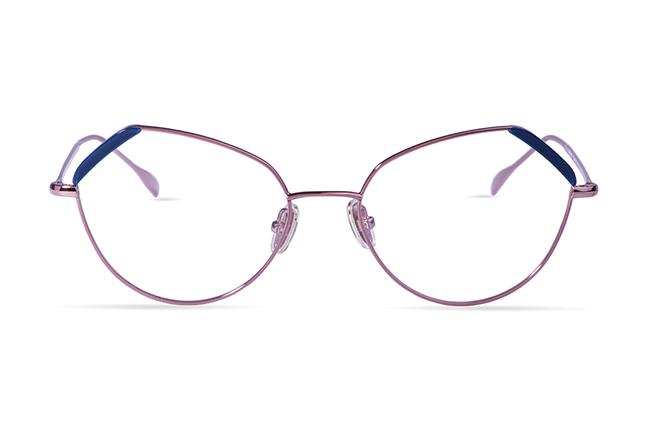 """Il modello """"Victoria"""" degli occhiali JPlus, nella versione """"vista"""""""