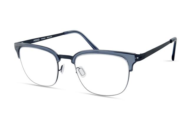 """Il modello """"4519"""" degli occhiali Modo, appartenente alla collezione """"PAPER-THIN ACETATE"""""""