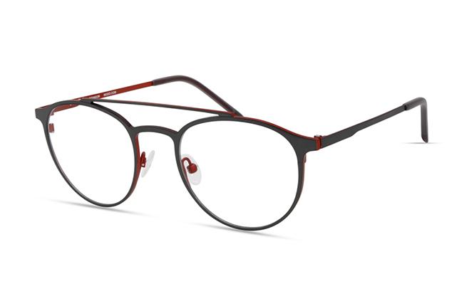 """Il modello """"4229"""" degli occhiali Modo, appartenente alla collezione """"BLOCK TITANIUM"""""""