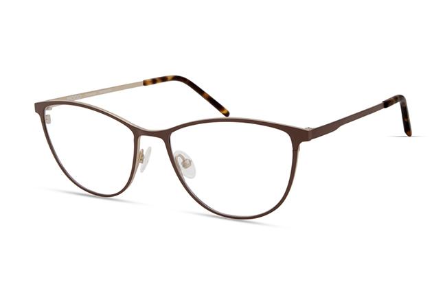 """Il modello """"4228"""" degli occhiali Modo, appartenente alla collezione """"BLOCK TITANIUM"""""""