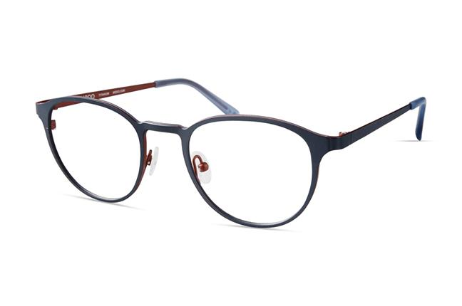 """Il modello """"4226"""" degli occhiali Modo, appartenente alla collezione """"BLOCK TITANIUM"""""""