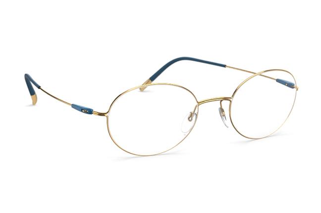 """Il modello """"Dynamics Colorwave Fullrim"""" degli occhiali Silhouette (Forma della lente: 5524)"""