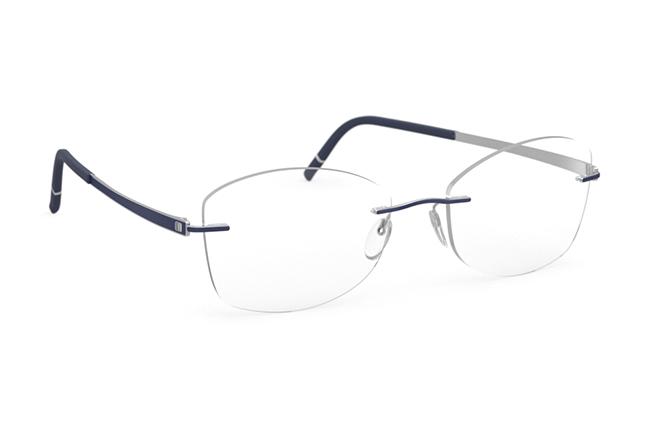 """Il modello """"Momentum"""" degli occhiali Silhouette (Forma della lente: 5529 HD)"""