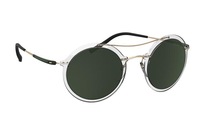 """Il modello """"Infinity Collection"""" degli occhiali Silhouette (Forma della lente: 8705)"""