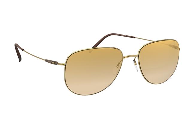 """Il modello """"Titan Breeze"""" degli occhiali Silhouette (Forma della lente: 8693)"""