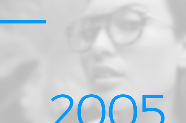 In 2005, Marco Valsecchi became the new owner of Ottica Galuzzi and… the history of the shop continued to write many more interesting pages