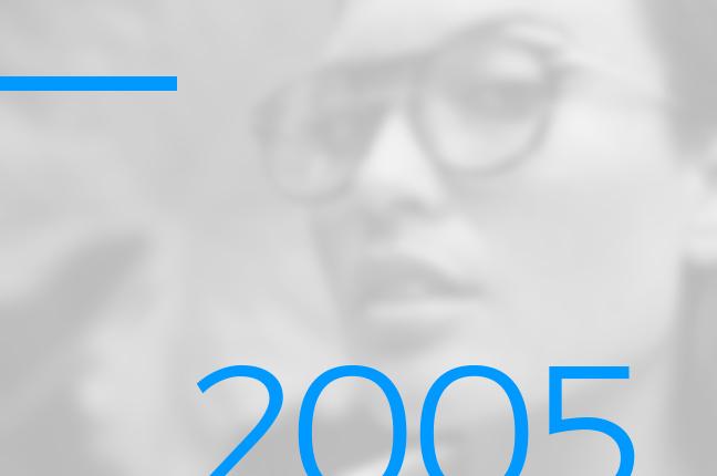 Nel 2005, Marco Valsecchi diventò il nuovo proprietario di Ottica Galuzzi e… la storia del negozio continuò a scrivere pagine sempre più interessanti
