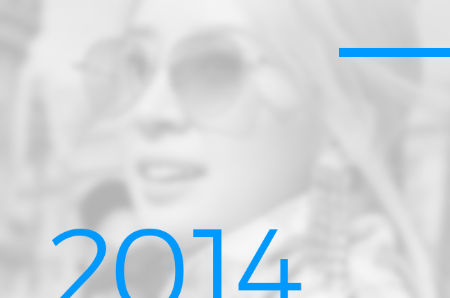 Ottica Galuzzi website was born in 2014; the history of the shop still grew, always in the name of innovation
