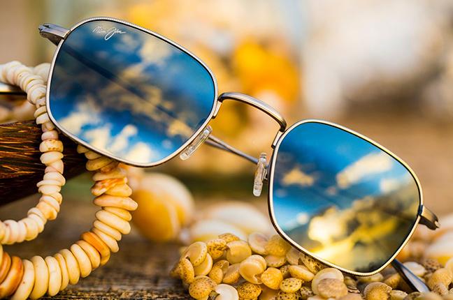 """Il modello """"PUKA"""" degli occhiali da sole (da donna) Maui Jim"""