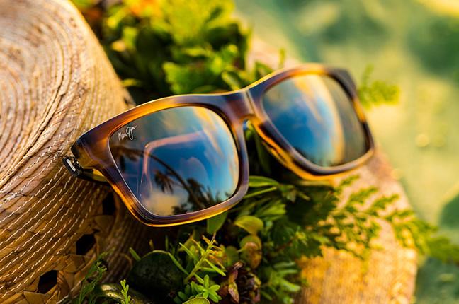 """Il modello """"WAIPIO VALLEY"""" degli occhiali da sole (da donna) Maui Jim"""