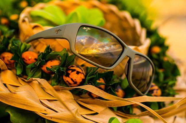 """Il modello """"LOCAL KINE"""" degli occhiali da sole (da uomo) Maui Jim"""
