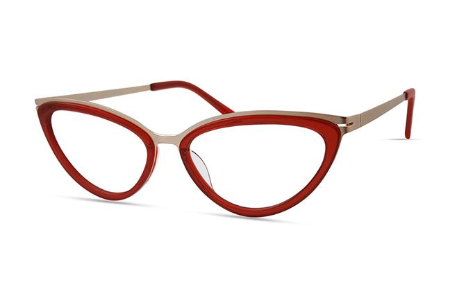 """Il modello """"4520"""" degli occhiali Modo, appartenente alla collezione """"PAPER-THIN ACETATE"""""""